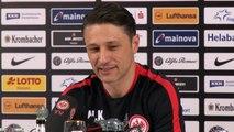 Niko Kovac - 'Fußball ist eine Art Kampfsport' Werder Bremen - Eintracht Frankfurt