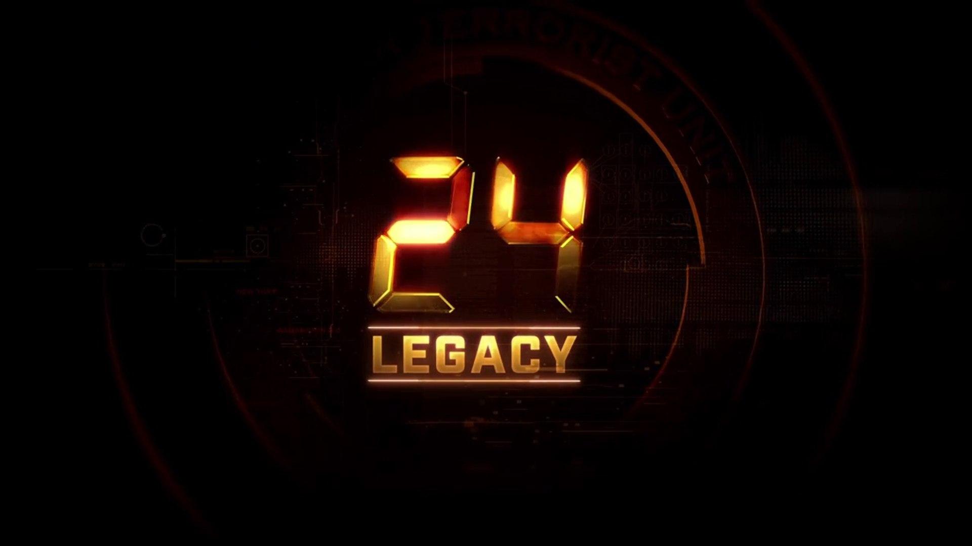 24: Legacy (FOX) - Tráiler oficial V.O. (HD)