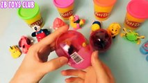 Peppa Pig Learn Colors Play Doh Surprise M&M's Cups Pepa Pig Toys Play Dough Peppa Pig Full Episodes