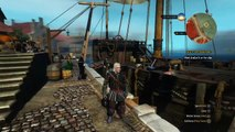 The Witcher 3: Wild Hunt on Playstation 4