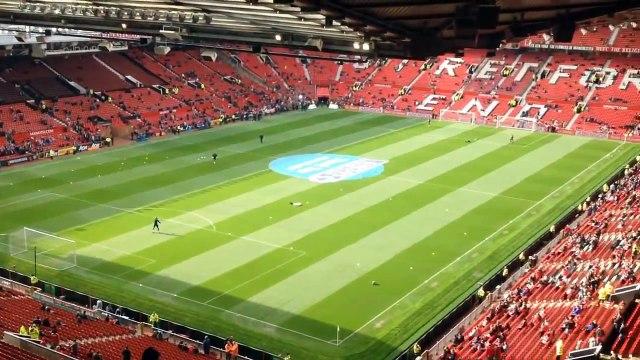 Man United vs Everton 2-1 05/10/2014 Mini VLOG!
