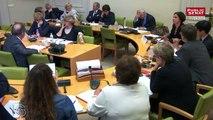 Auditions de la commission d'enquête sur les chiffres du chômage - Les matins du senat