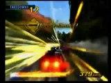Burnout Takedown 3 Gameplay 1 [ Playstation 2 ] Paradise Island