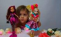 ❤ Обзор игра в куклы Браер Бьюти из EVER AFTER HIGHT Briar Beauty ❤