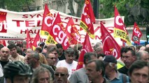Toulouse: nouvelle mobilisation contre la loi travail
