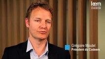 Interview Grégoire Moutel - Codeem