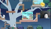 """Ultimate Chicken Horse! """"Amazing Jump Over Barbed Wire/ Chicken Dance On Face Cam!"""" (Face Cam!) (6)"""