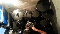 Hocus Pocus - 25/06 (Drum Cover - Impro batterie) - fox77fab