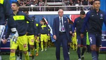 Paris Saint-Germain - FC Nantes (4-0) - Résumé - (PARIS - FCN) - 2015-16.