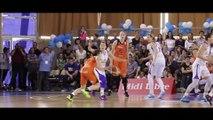 Playoffs LFB 2016 - Mini movie finale belle Lattes Montpellier - Bourges