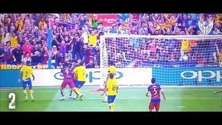 Luis Suárez - All 40 Goals In La Liga ● 2015-2016 HD