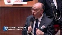 Loi Travail: 47 interpellations en amont des manifestations, selon Cazeneuve