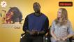 "Angry Birds : Omar Sy et Audrey Lamy : ""nous aussi on a été addicts !"" (INTERVIEW VIDEO)"