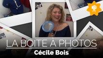 La Boîte à photos : Cécile Bois (Candice Renoir) raconte comment elle a eu honte devant tout le cinéma français