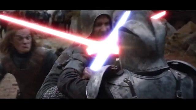 Quand Game of Thrones rencontre Star Wars - parodie de l'épisode 2 saison 6