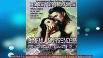 FREE PDF  Sinful Surrender Psychic Menage Book 1 Volume 1 READ ONLINE