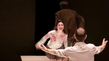 Vu du pont : teaser Odéon - Théâtre de l'Europe
