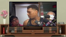 NBA Highlights 2016 | Kyle Lowry Postgame Interview | Heat vs Raptors | Game 1 | May 3, 2016 | NBA