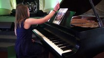 Sydney Carlson - A Child is Born Three Preludes for the Piano