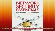 READ book  Network Security Essentials Applications and Standards 5th Edition Full EBook