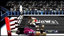 Virtual Pro Wrestling 64 DDP vs Eddie Guerrero