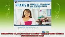 free pdf   PRAXIS PLT EC K6 59 and 712 Book  Online PRAXIS Teacher Certification Test Prep