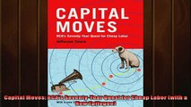 One of the best  Capital Moves RCAs SeventyYear Quest for Cheap Labor with a New Epilogue