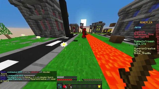Minecraft | Micro Battle ep:2 - Triple Take Down!?!