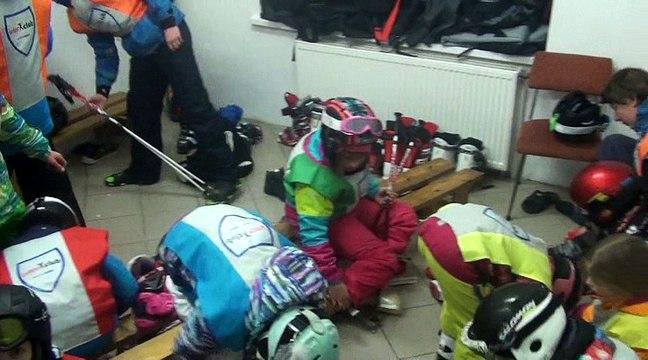 Szczawnica2016 - obóz narciarski