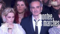 Personal Shopper (Olivier Assayas) - Montée des Marches par Laurent Weil - Cannes 2016 - Canal+