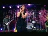 Kelly Clarkson - Since U Been Gone - AOL Sessions