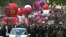 Loi Travail : 12 personnes interpellées à Paris