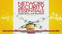 Free Full PDF Downlaod  Network Security Essentials Applications and Standards 5th Edition Full Ebook Online Free