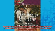 EBOOK ONLINE  Dreaming of a Western Christmas His Christmas BelleThe Cowboy of Christmas  DOWNLOAD ONLINE