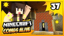 TRAP HER IN JAIL! - Minecraft Comes Alive 4 - EP 37  (Minecraft Roleplay)