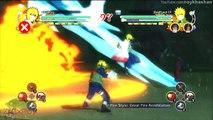 No Support Style Episode 2  w/ Minato (Naruto Storm 3) (Minato Tilt Cancel)