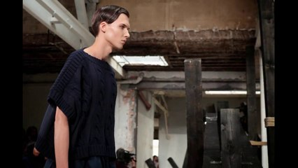 Défilé de mode Homme printemps-été 2015 du créateur Songzio