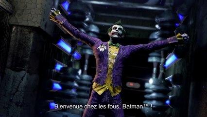 Annonce de la compilation Batman Arkham de Batman : Return To Arkham