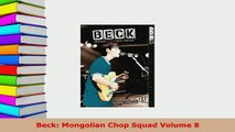 PDF  Beck Mongolian Chop Squad Volume 8 PDF Book Free