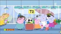 Peppa Pig en vacances 3 - Le depart en vacances