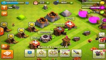 Clash of Clans - GEMMING RUSHED BASE to MAXED OUT BASE!!
