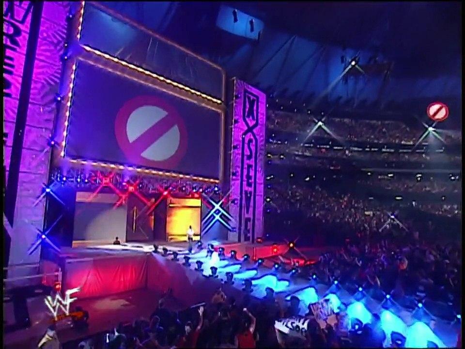 WWE 2K20_ WWF WrestleMania X-7 WWF Womens Championship
