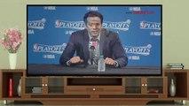 NBA Highlights 2016 | Erik Spoelstra Postgame Interview | Heat vs Raptors | Game 1 | May 3, 2016 |