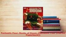 PDF  Fantastic Four Books of Doom Fantastic Four Marvel Paperback PDF Full Ebook