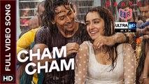 Cham Cham [Full Video Song] - Baaghi [2016] Song By Meet Bros & Monali Thakur FT. Tiger Shroff & Shraddha Kapoor [Ultra-HD-2K] - (SULEMAN - RECORD)