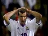 Zinedine Zidane - Ses Plus Beaux Buts & Gestes