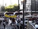 Municipários ocupam o Paço - Porto Alegre/RS, 19/abril/2007