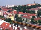 Praag (Prague/ Prag / Praha) 2/6 - Vyšehrad met Leopoldpoort en fort, 19 juli 2014