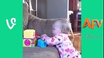 Vines de gamins les plus drôles - Fail de bébé hilarant