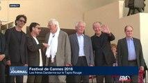Les frères Dardenne sur le Tapis Rouge au Festival de Cannes 2016